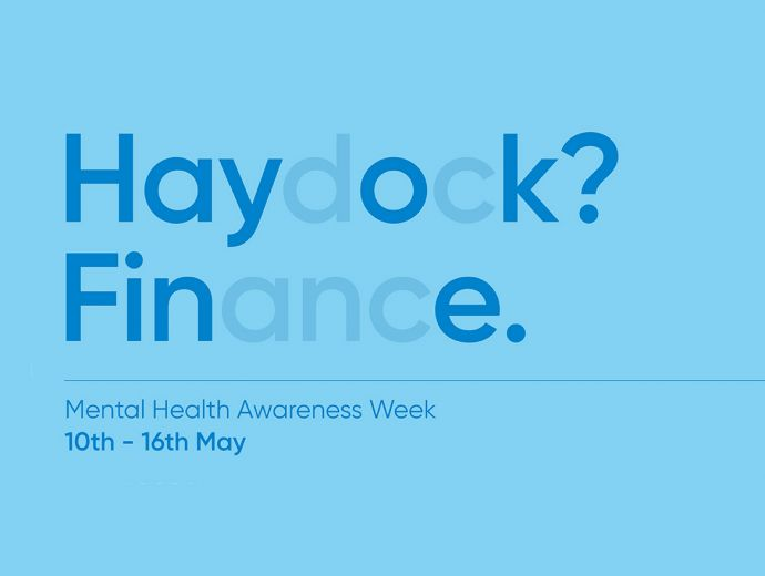 Haydock Supports Mental Health Awareness Week