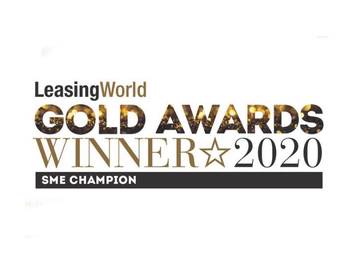 Haydock Wins SME Champion Award