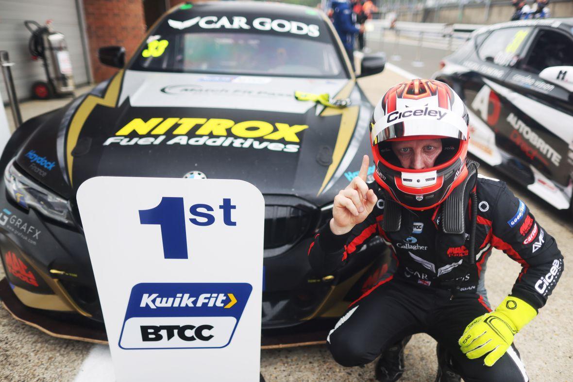Adam Mogan Wins At Brands Hatch