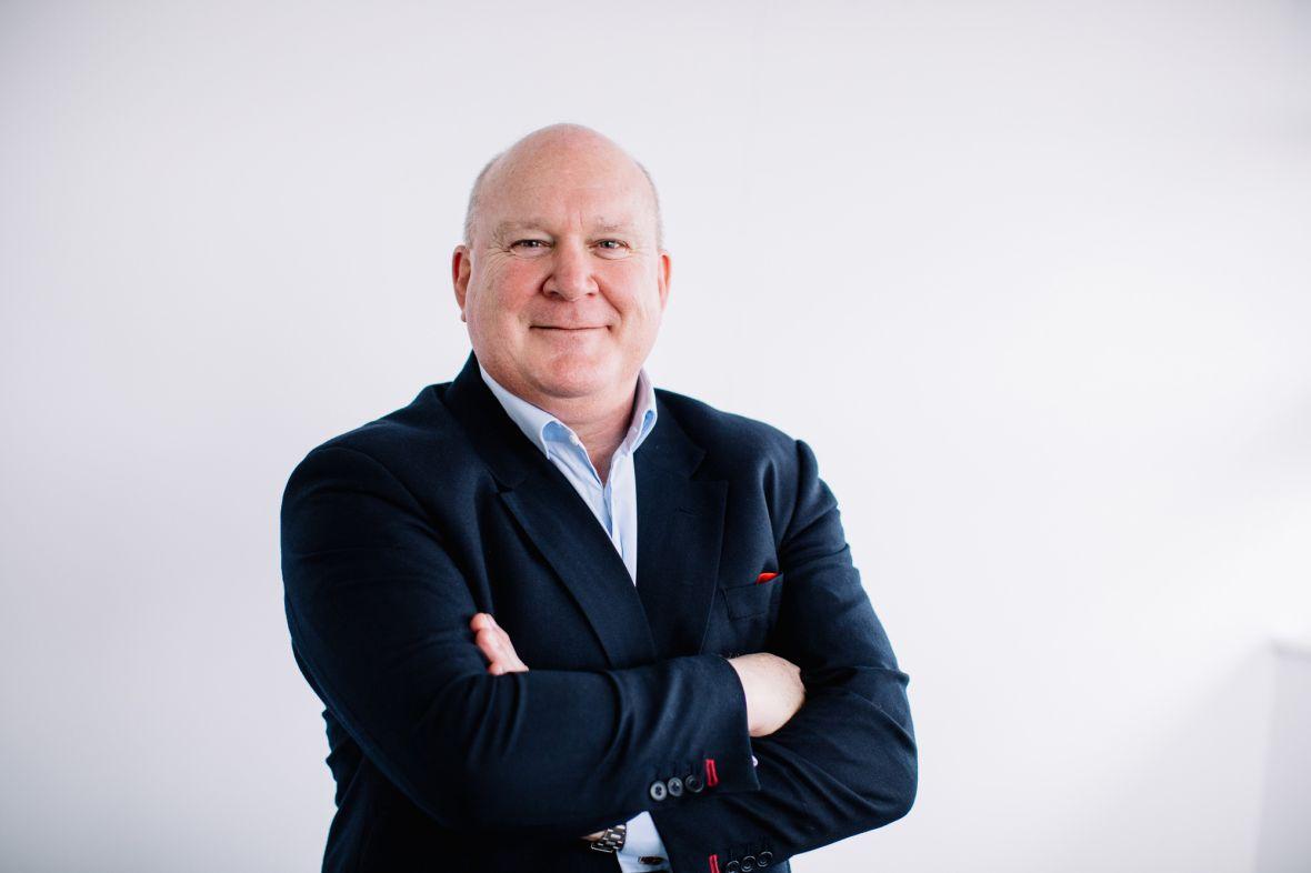 John Jenkins Haydock CEO
