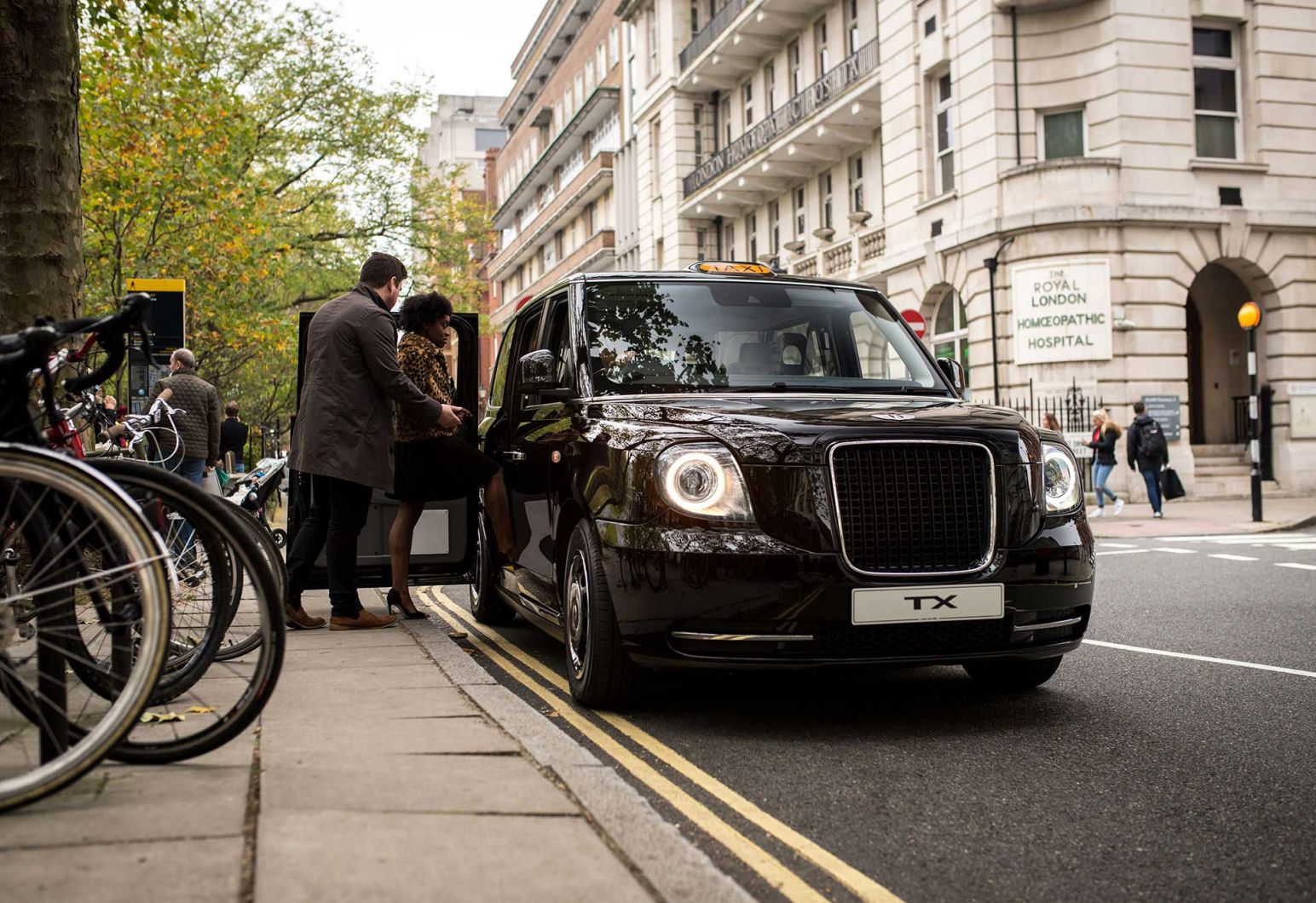 Plugging £680k into the Future of Taxis