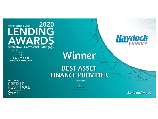 Asset Finance Provider of the Year